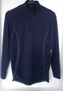 Asics Women's Half-Zip Pullover Size: L